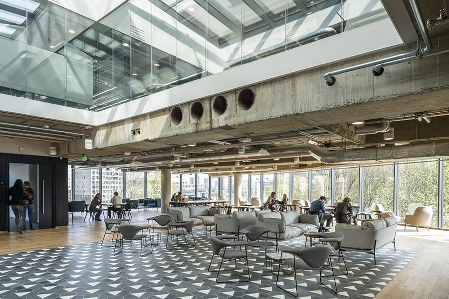 WPP Ámsterdam, proyecto de BDG Architecture + Design