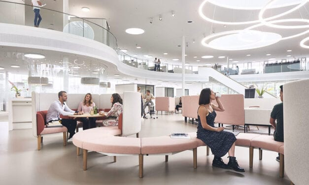 Sedus Smart Office Dogern, proyecto de Moser Architekten
