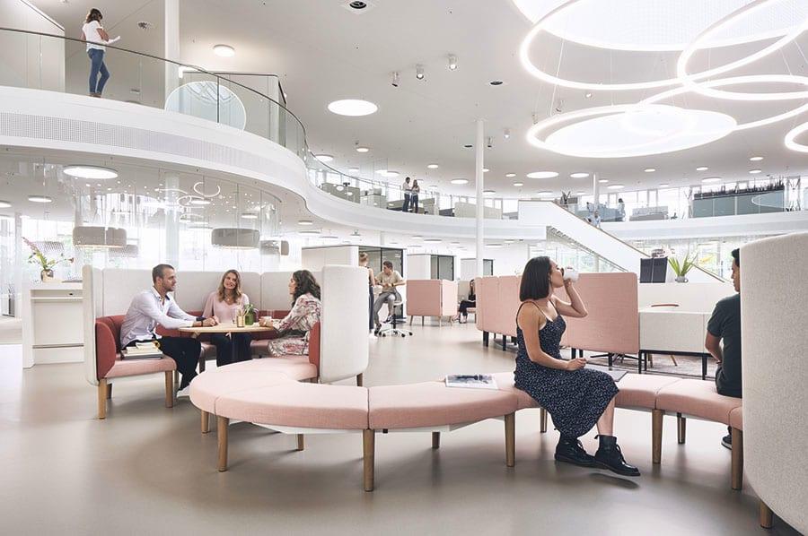 Sedus Smart Office Dogern, proyecto de Moser Architekten
