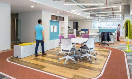 Oficinas corporativas Tecnológico de Monterrey, proyecto de Oxígeno Arquitectura