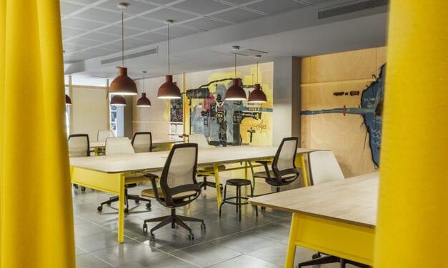 The Story Lab Madrid, Stone Designs homenajea Nueva York