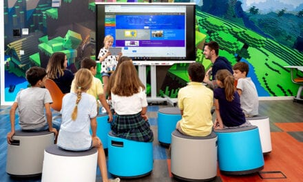 Microsoft EduLab  realizado por 3g Office: EL aula educativa del futuro