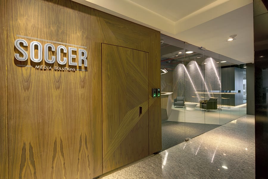 Soccermedia - RIMA Arquitectura