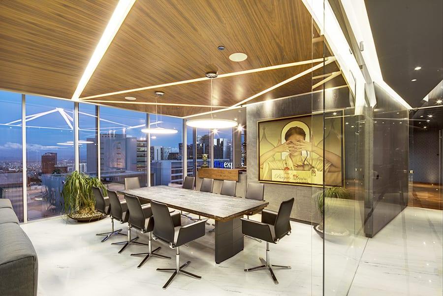 Oficinas Soccermedia en Santa Fe, México, PROYECTO de Rima Arquitectura