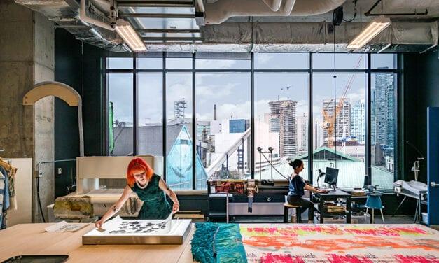 Artscape Daniels Launchpad Toronto, proyecto de Quadrangle
