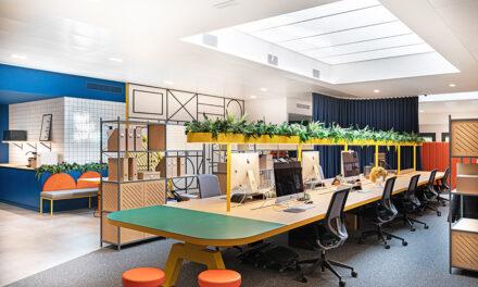Oficinas Fiestas Guirca proyecto de Denys & Von Arend