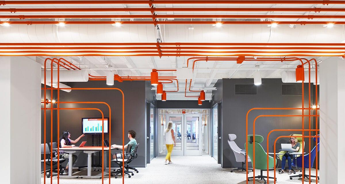 Oficinas Field Nation, Proyecto de Studio BV de Minneapolis