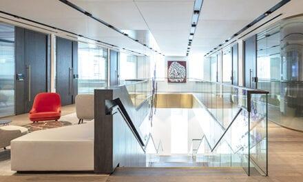 Sede en Londres de GAM, proyecto de BW: Workplace Experts