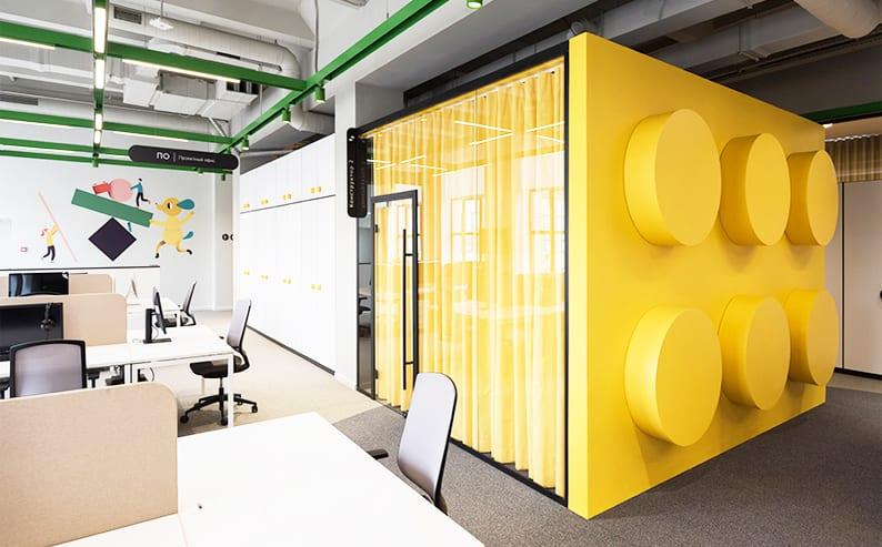 Form Bureau proyecta la nueva sede de Detsky Mir en Moscú