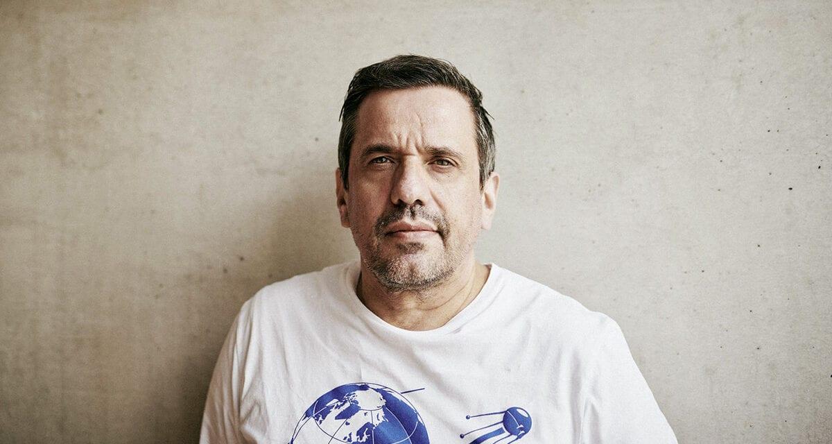 """""""Aunque trabajemos solos estamos orientados a la comunidad"""" Raphael Gielgen, Jefe de Investigación de Vitra"""