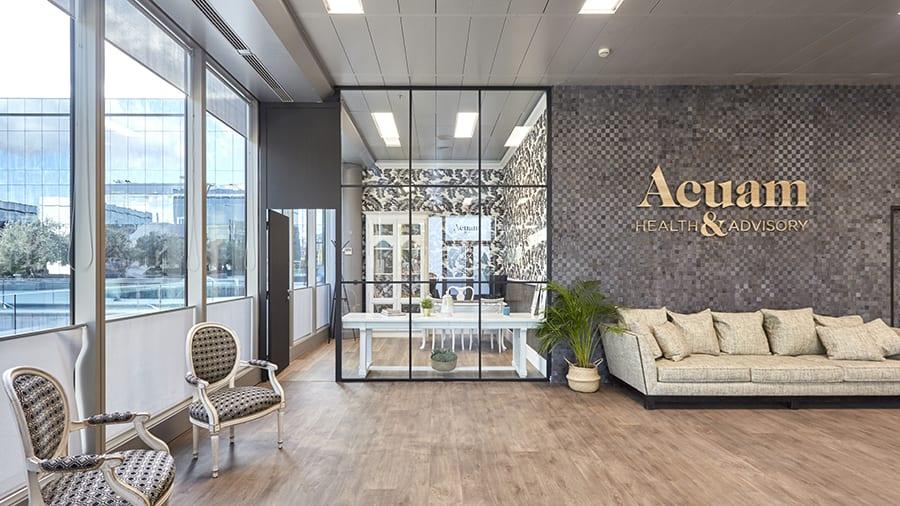Acuam Healthcare Bon temps les espaces