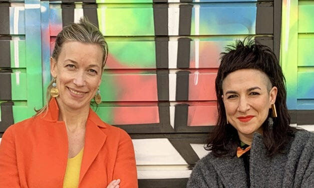"""""""La iluminación ayuda a escribir una historia"""" Martina Weiss y Naiara Caballero, Licht Kunst Licht"""