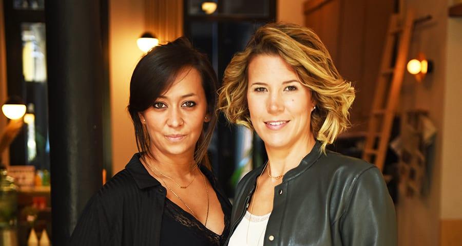 «La iluminación es trabajo de equipo» Gisela Steiger y Asia Sierra, The Light Squad Studio