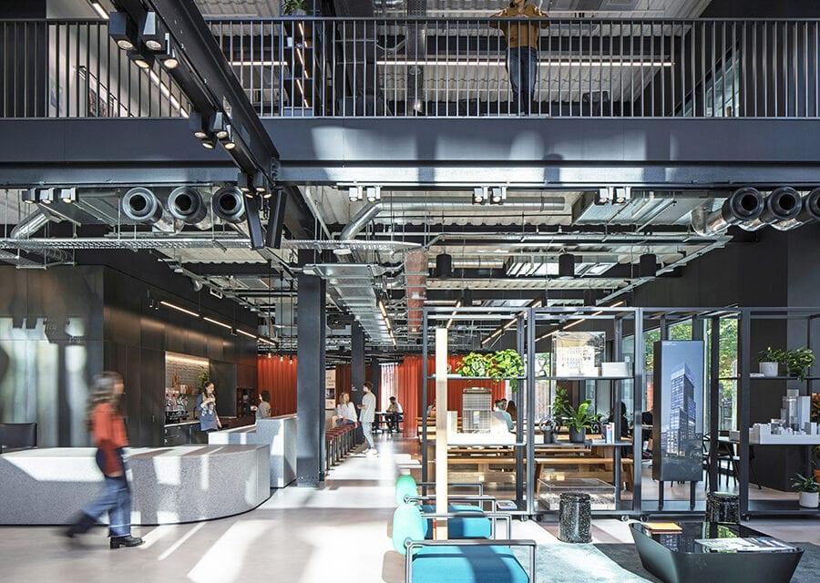 La nueva sede central de Gensler en Londres