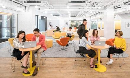 Coworkings Soho 3Q en China, proyectos de AnyScale