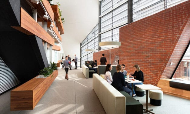 Bio 21 Nancy Millis Building Melbourne, Proyecto de DesignInc