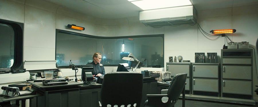 oficina moderna blade runner