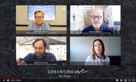 Cosentino presenta las charlas sobre la nueva normalidad