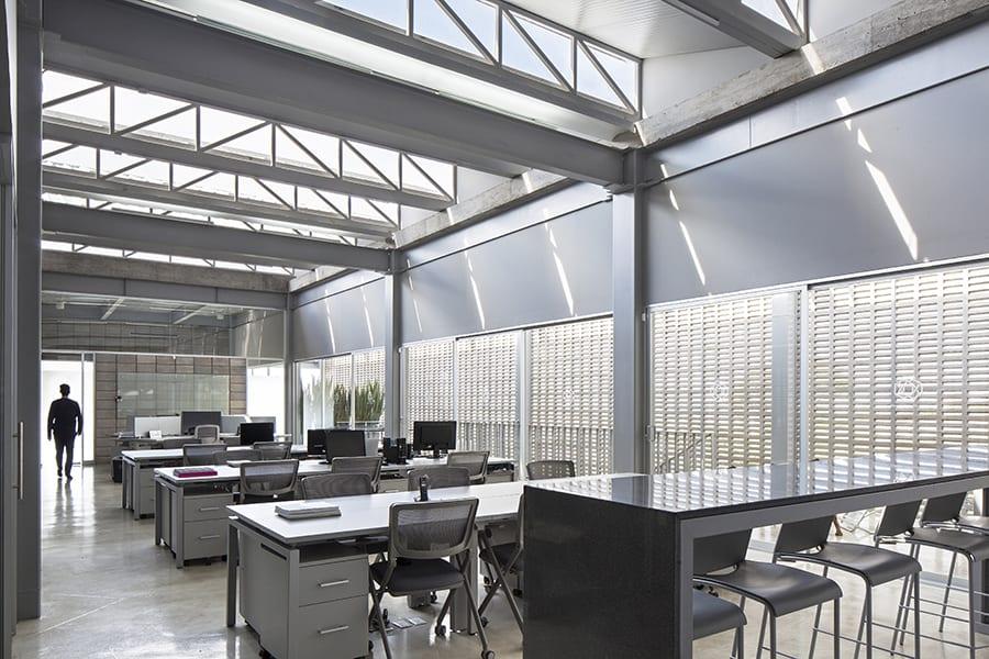 Corporativo Dunza de Morari Arquitectura + JAA
