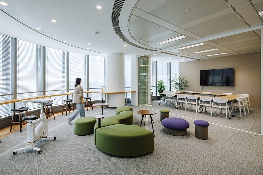Zhihe Partners Abogados Shanghai, de Studio Dotcof