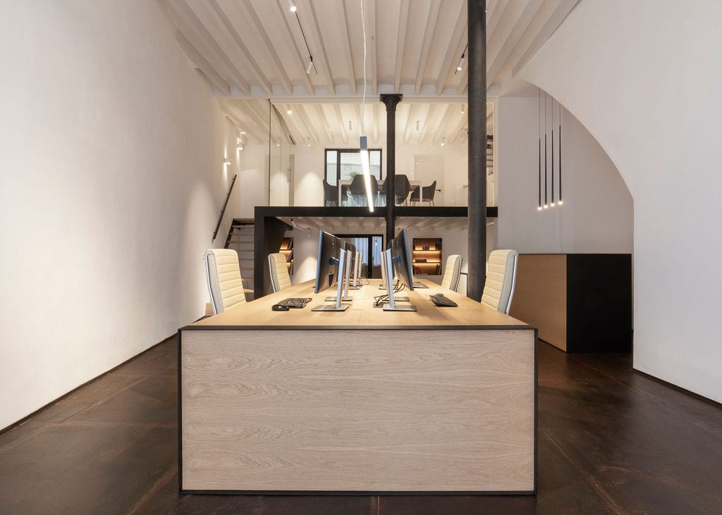 Medina Architecture Studio por Angel Martin Interiors