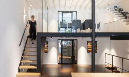 Proyecto Medina Architecture Studio por Ángel Martín Interiors