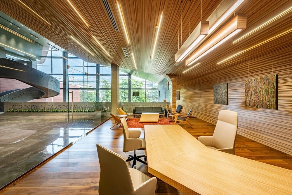 Office @63 Narsi Sanjay Puri Architects