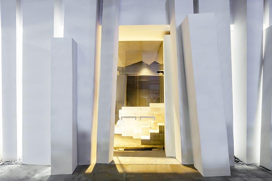 Box 100 Yiduan Shanghai Interior Design