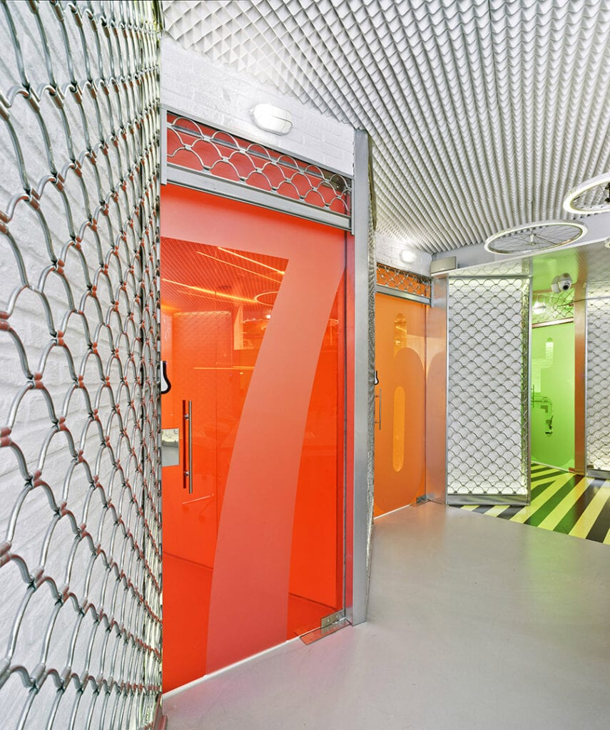 The Undergound Den, Clavel Arquitectos