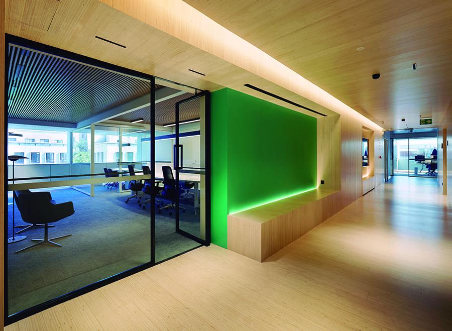 Bank Degroof Petercam Madrid, Grup Idea
