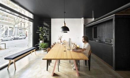 The Room BCN coworking, proyecto de Nook Architects