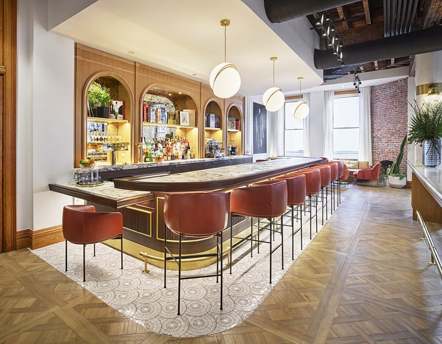 NeueHouse Bradbury LA Design Agency