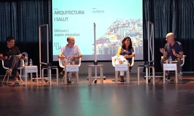 Distrito Oficina participa en las Jornades Arquitectura i Salut del COAC
