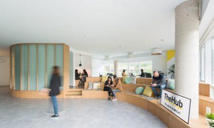 Oficinas ieTeam en Donostia, proyecto de Kanpo Arquitectos