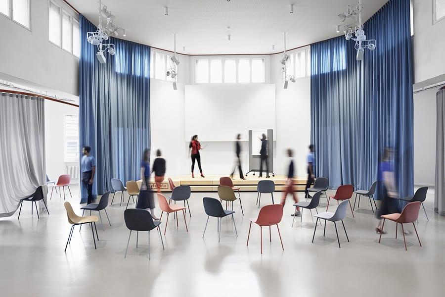 Digital Hub Spielfeld Berlín de LXSY Architekten