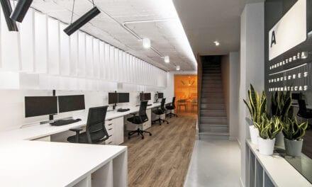 Oficinas Accurate Systems Castellón, de Vitale