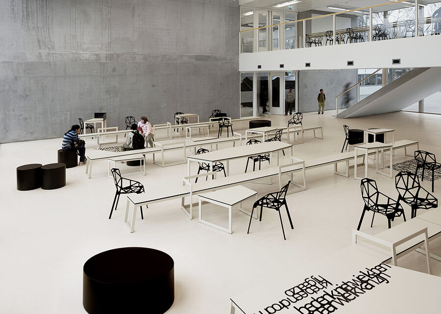 Escuela preprofesional Panta Rhei en Amstelveen, de i29