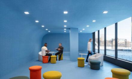 Oficinas Autodesk en Montreal Canadá, proyecto de ACDF Architecture