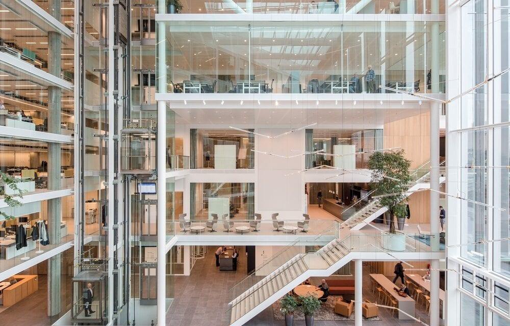State Office de Knoop, Utrecht, de Fokkema & Partners Architecten