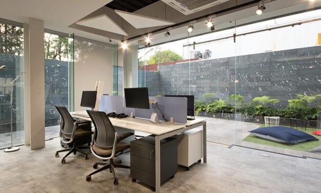 Nuevo showroom y oficinas de DVO en Ciudad de México