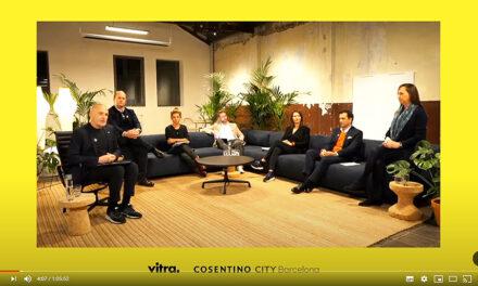 WHAT IF… ? Vitra Barcelona, Cosentino City Barcelona Talk Series