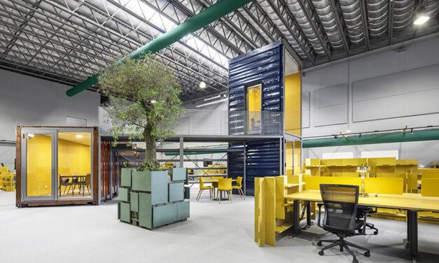 Spectris Innovation Center de Oporto, proyecto de Studium