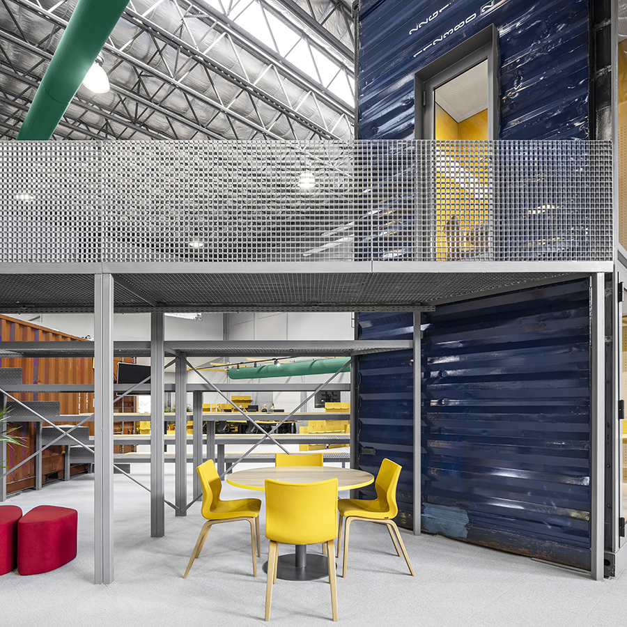 Spectris Innovation Center de Oporto, Studium