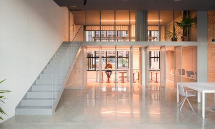 Sede de RLC en Valencia, proyecto de Nada Design