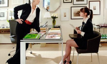 El diablo viste de Prada en la oficina
