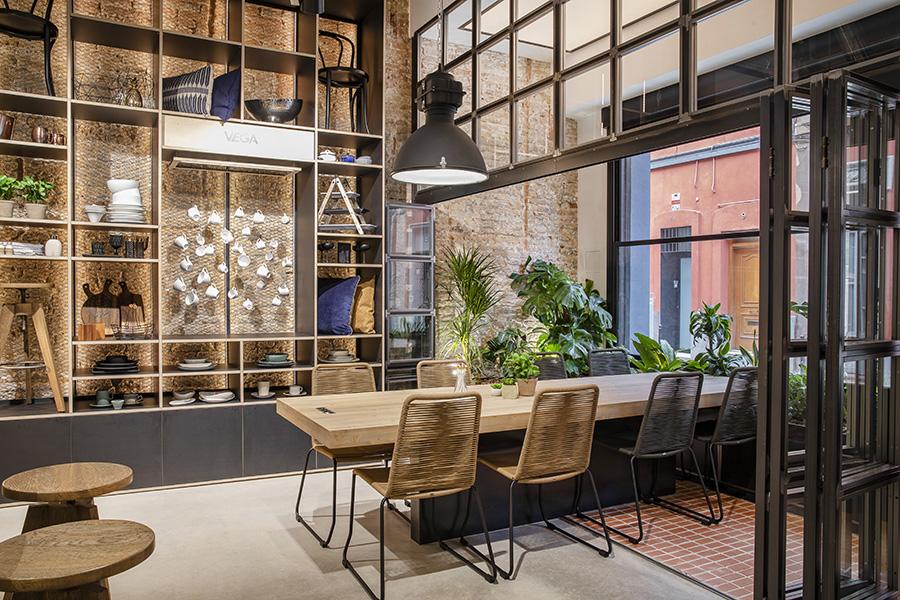 Oficinas de Vega House Barcelona, proyecto de Dröm Living