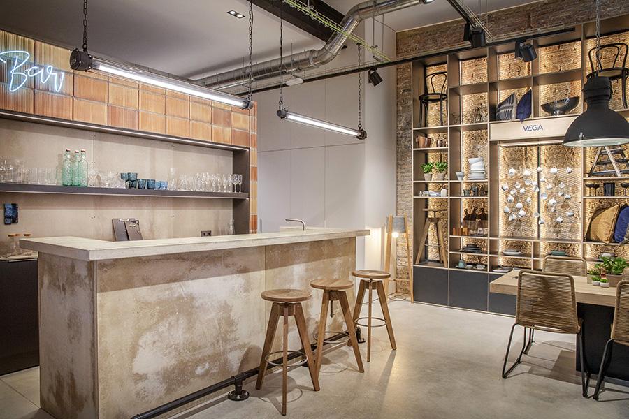 Vega House Barcelona Dröm Living