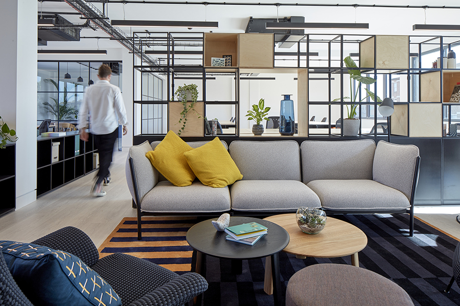 The Brewery Building London, proyecto de Squire & Partners