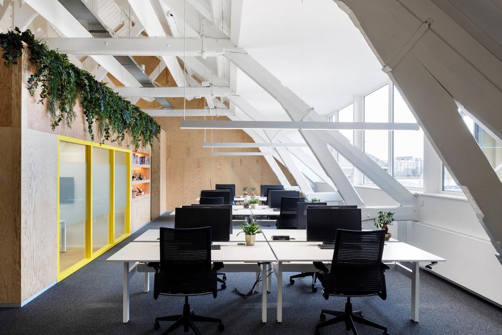 The Attic Rotterdam Johan de Wachter Architecten