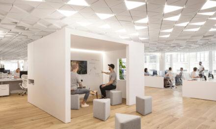 Eidos-Montréal proyecto de la SHED Architecture